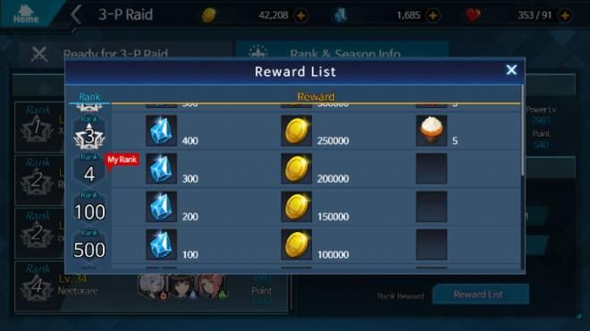 blankcity: Bug Report - Reward List Bug image 2