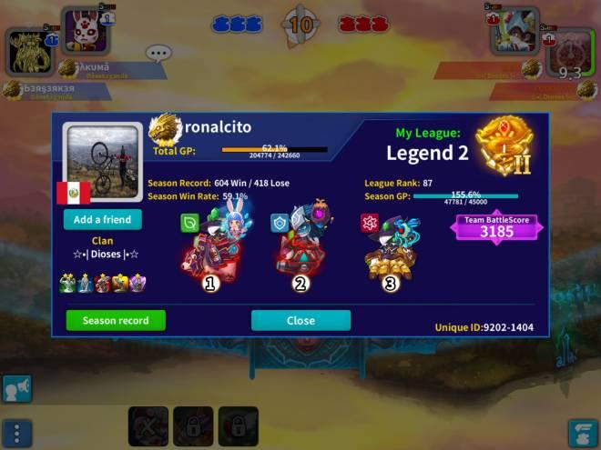 GunboundM: Bug Report - Tami Clan Dioses abuses the lag bug image 4