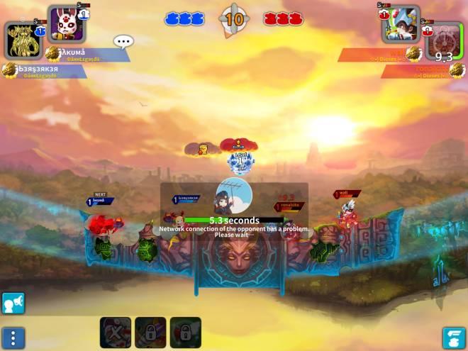 GunboundM: Bug Report - Tami Clan Dioses abuses the lag bug image 2