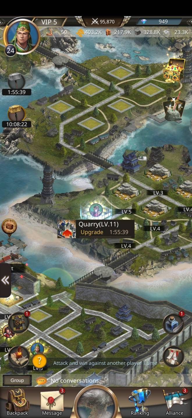 VERSUS : REALM WAR: General Discussions - how to get free code  image 2