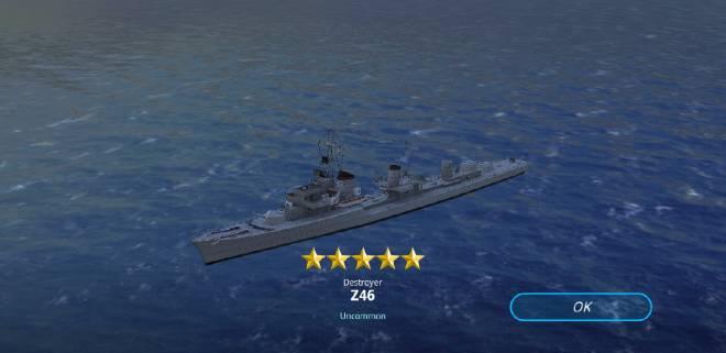 Warship Fleet Command: General - luck. image 2
