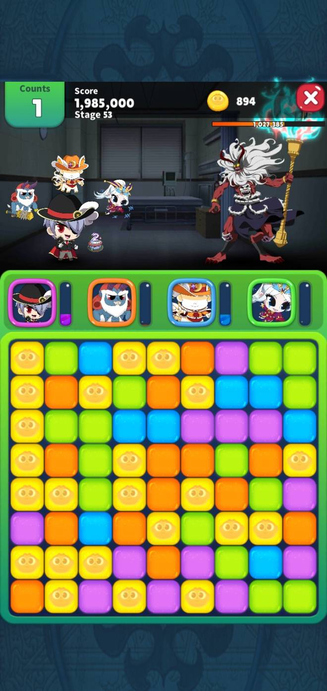 GETCHA GHOST: General - G-DEMON KING IN PUZZLE MODE?!! image 2