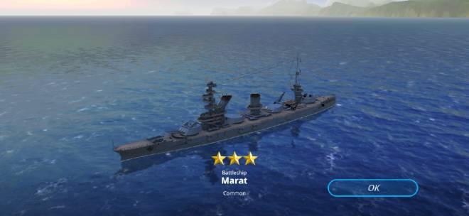 Warship Fleet Command: General - got a new battleship image 2