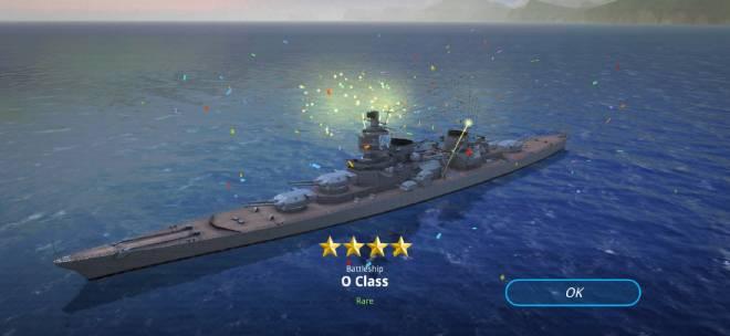 Warship Fleet Command: General - O Class again image 2