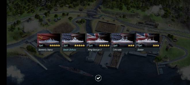Warship Fleet Command: General - 3 ships of 5 stars but not what im looking image 2