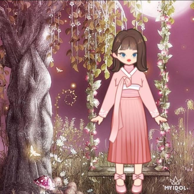 MYIDOL_GLOBAL_COMUUNITY: MYIDOL_PHOTO - Starlight profile–choi yuri image 2