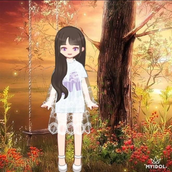 MYIDOL_GLOBAL_COMUUNITY: MYIDOL_PHOTO - Starlight profile–chaeryong image 2