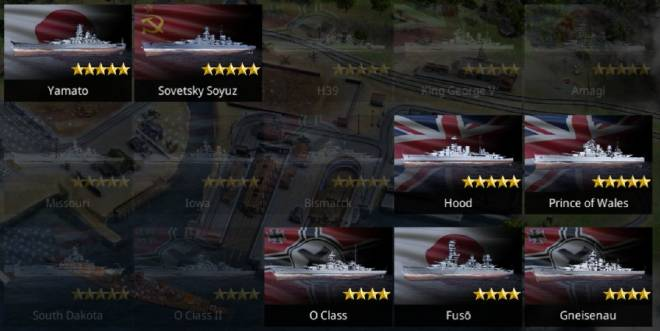 Warship Fleet Command: General - 2 rare ship without money spended image 2