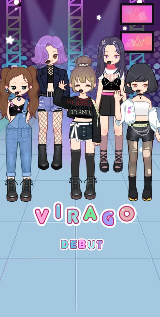 MYIDOL_GLOBAL_COMUUNITY: MYIDOL_PHOTO - DEBUT STAGE VIRAGO  image 2