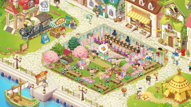 萌萌餐廳: [結束] 櫻花主題最佳餐廳裝飾 - CIJNHGTREE image 2