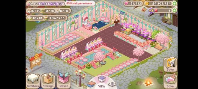 萌萌餐廳: [結束] 櫻花主題最佳餐廳裝飾 - ID: Alicia222 image 2