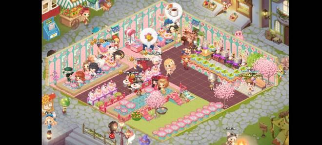 萌萌餐廳: [結束] 櫻花主題最佳餐廳裝飾 - ID: Alicia222 image 3