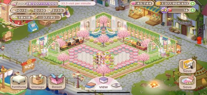 My Secret Bistro: [Closed] Best Cherry Blossom Interior Content - IGN ŸNWA image 3