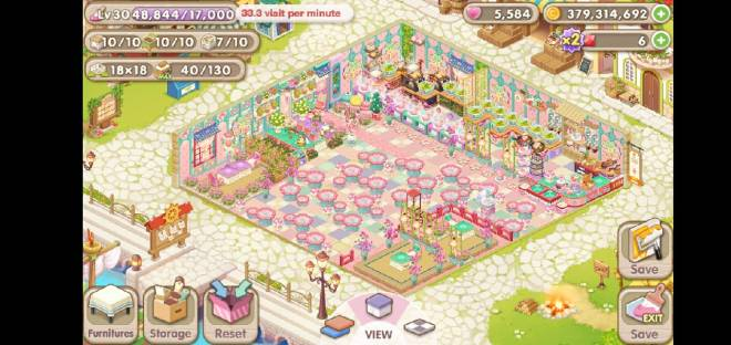 My Secret Bistro: [Closed] Best Cherry Blossom Interior Content - IGN: Maphily image 2