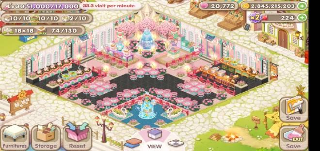 My Secret Bistro: [Closed] Best Cherry Blossom Interior Content - ign:HeeYul image 2