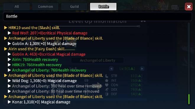 Taming Master: Q&A - error skill image 2