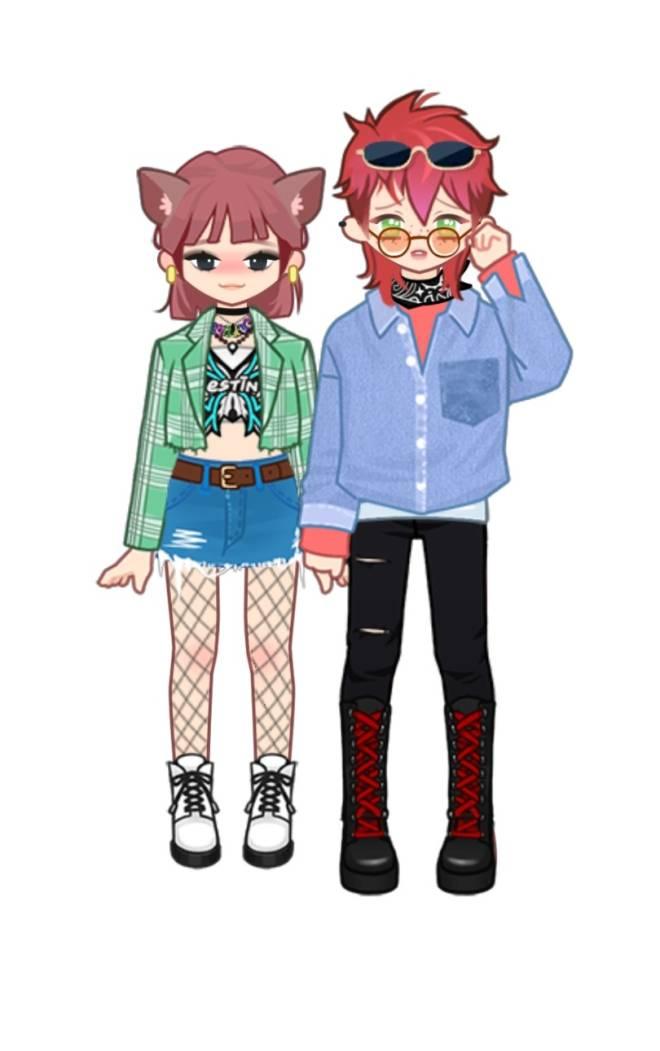 MYIDOL_GLOBAL_COMUUNITY: MYIDOL_PHOTO - Do you like my couple? image 2