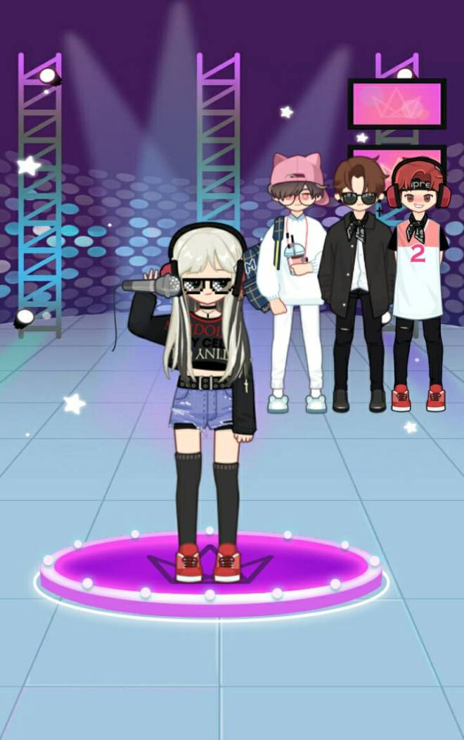 MYIDOL_GLOBAL_COMUUNITY: FREE_BOARD - imagone that there are 3 popular boys watching on you while performin image 2