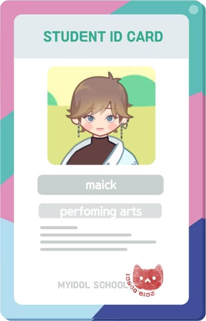 MYIDOL_GLOBAL_COMUUNITY: FREE_BOARD - Idol boy's cards  image 2