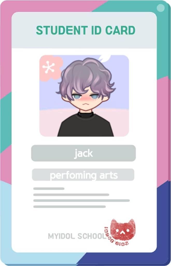 MYIDOL_GLOBAL_COMUUNITY: FREE_BOARD - Idol boy's cards  image 3