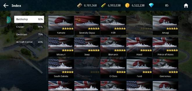 Warship Fleet Command: General - 3 more to go image 2