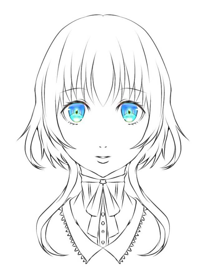 こおり鬼 Online!: 自由掲示板 - 最近描いたイラスト〜線画も入ってます image 7