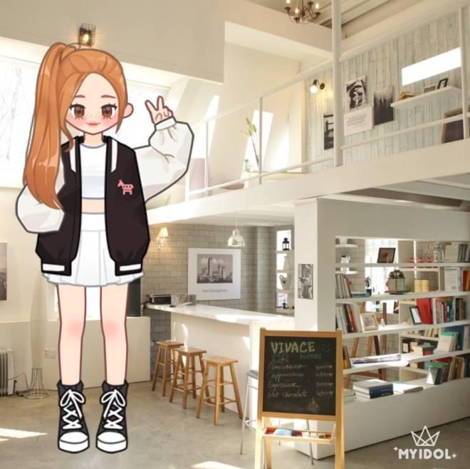 MYIDOL_GLOBAL_COMUUNITY: MYIDOL_PHOTO - Jiah Yoon Member Profile image 2