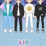 My own boy group
