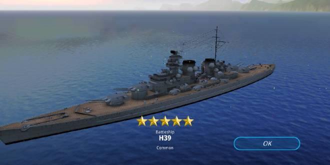 Warship Fleet Command: General - lucky image 2