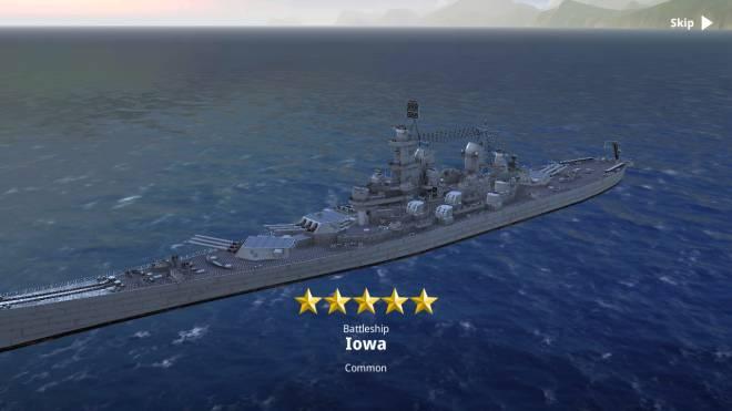 Warship Fleet Command: General - Iowa.. image 2
