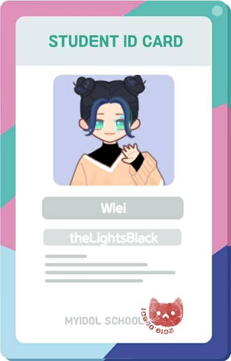 MYIDOL_GLOBAL_COMUUNITY: MYIDOL_PHOTO - theLightsBlack image 6