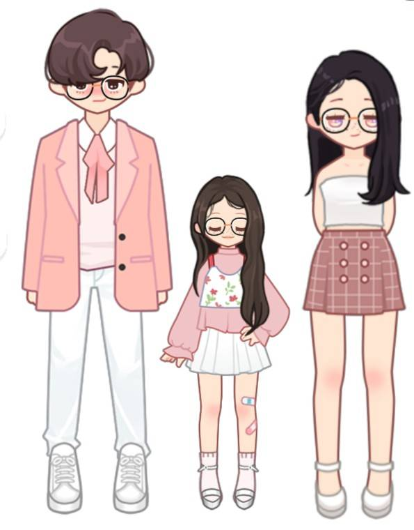MYIDOL_GLOBAL_COMUUNITY: WANT_ITEM - Just some clothe family ideas! image 2