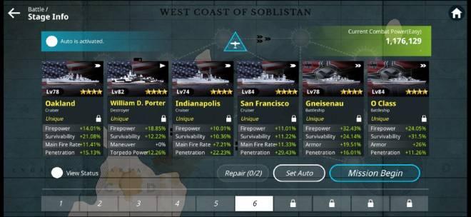 Warship Fleet Command: General - Progress image 2