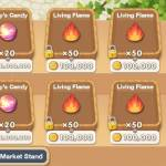 selling flame