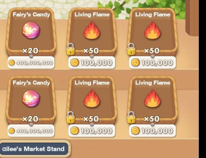 My Secret Bistro: ● Open Forum - selling flame image 2