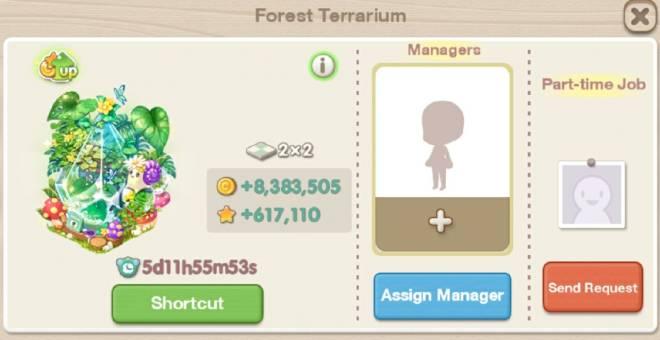 My Secret Bistro: ● Open Forum - LF Forest Terrarium exchange partner image 2