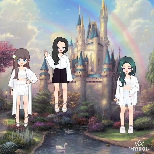 MYIDOL_GLOBAL_COMUUNITY: MYIDOL_PHOTO - Coolrainbow image 2