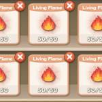 TRADE: MY 1 SET LIVING FLAME = YOUR 2 GMATS