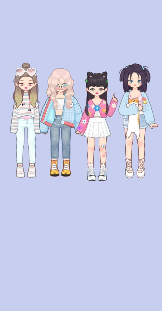 MYIDOL_GLOBAL_COMUUNITY: FREE_BOARD - just imagining , what if i was a stylist and had to dress idols in acute concept...  image 2