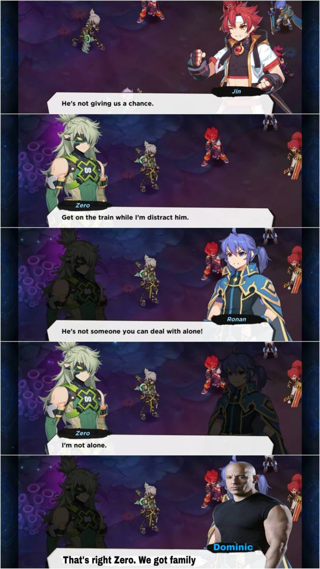GrandChase - GLOBAL EN: Discussion - Nothing beats family image 2
