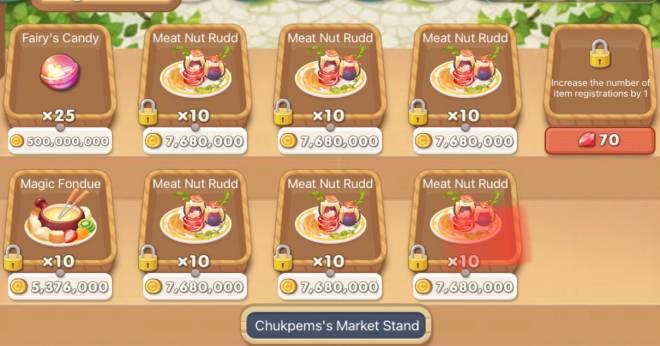 My Secret Bistro: ● Open Forum - Want meat nud rudd and magic fondue image 2
