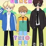 bench trio form the MCYt Community