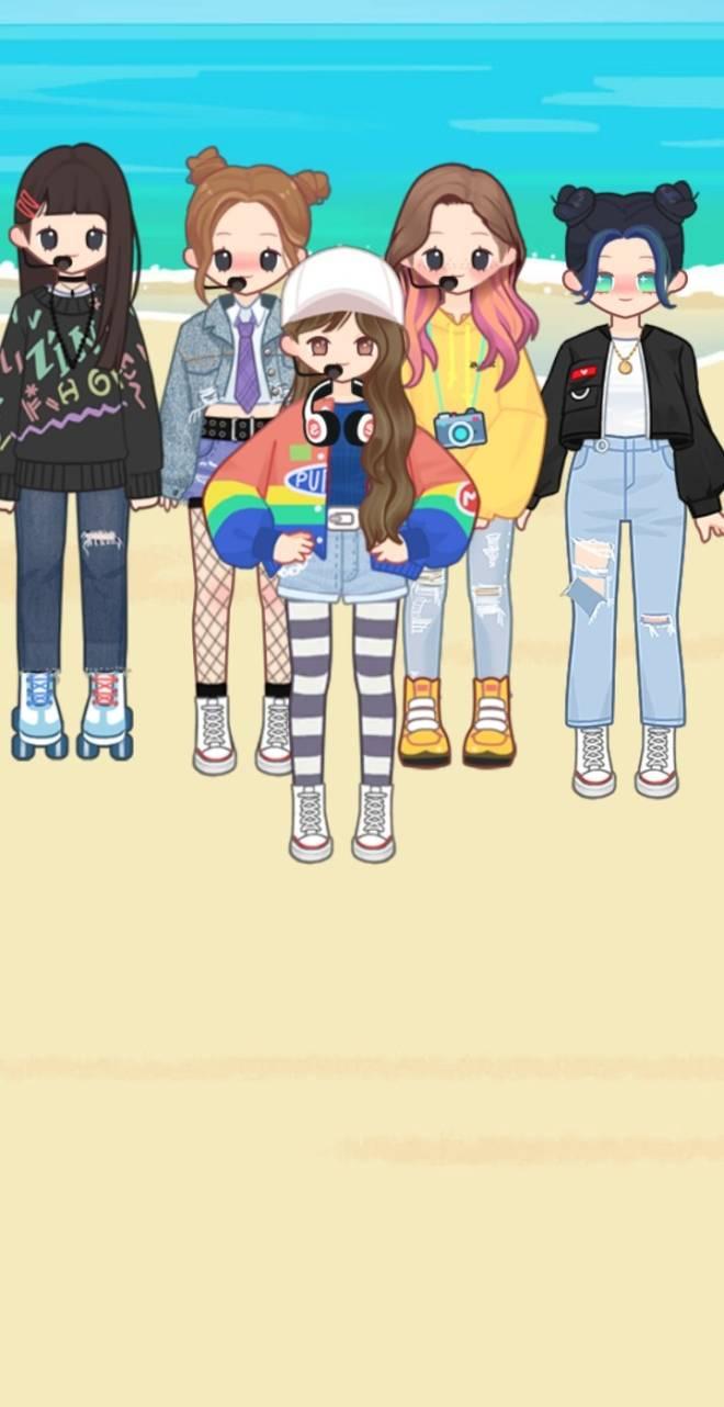 MYIDOL_GLOBAL_COMUUNITY: FREE_BOARD - #girlsquad image 2