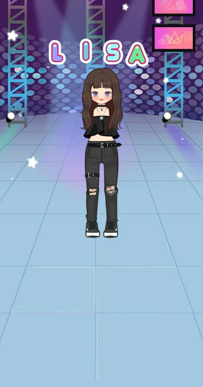 MYIDOL_GLOBAL_COMUUNITY: WANT_ITEM - Blackpink Inspired Casual Outfit  image 2