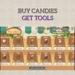 CLOSED✖ Buy candies, get tools