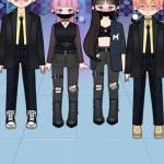 mixed kpop group
