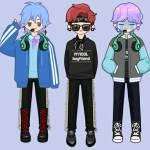 Three cool Boys 😎😎😎