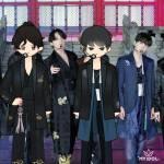 BTS K-POP IDOL 방탄소년단 JUNGKOOK & SUGA
