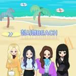 ♥Blackpink at the beach♥