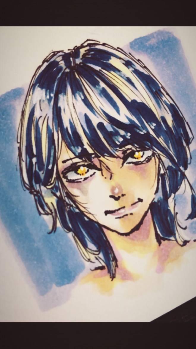 こおり鬼 Online!: 自由掲示板 - ひさしぶりに描いたんです image 2